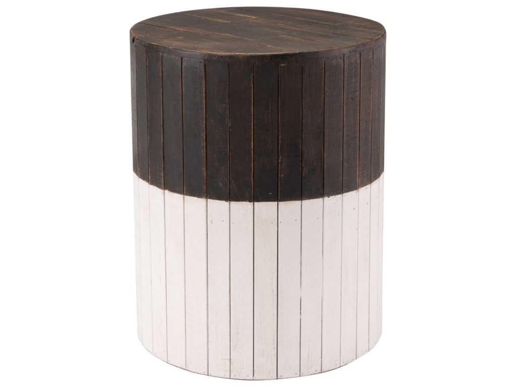 Zuo Accent TablesWooden Round Garden Seat