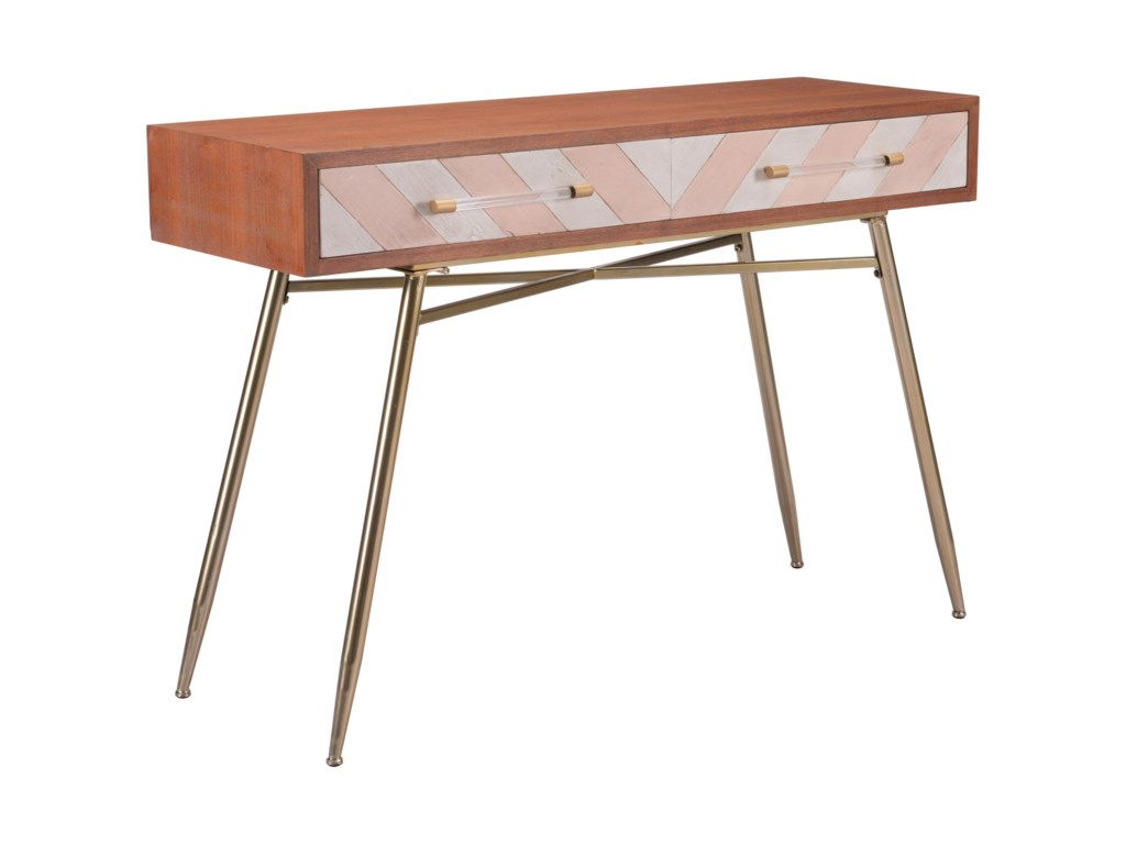 Zuo Accent TablesMod Console Table