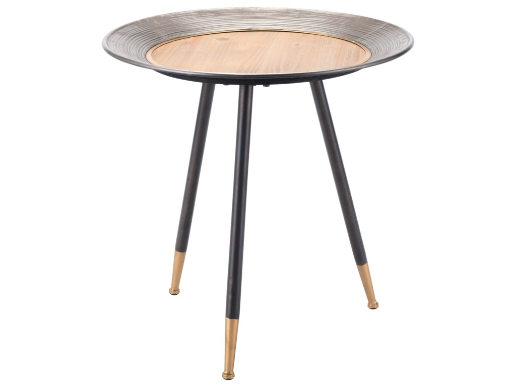 Zuo Accent TablesMetal Tables