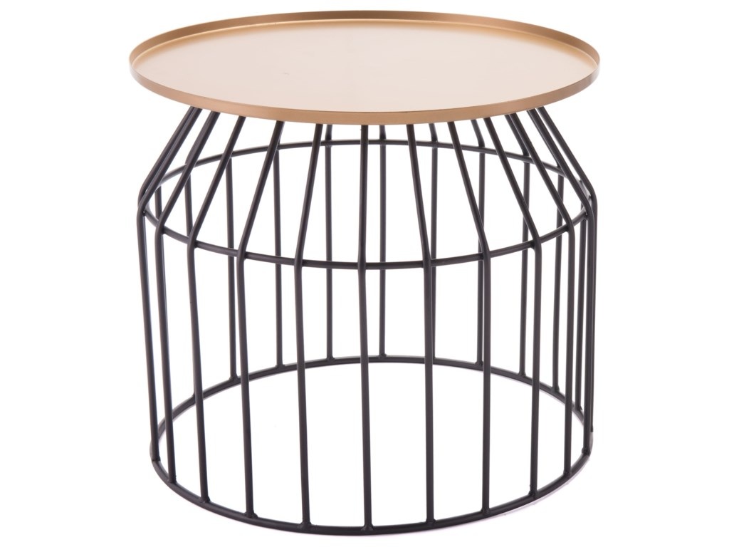 Zuo Accent TablesTray End Table Large