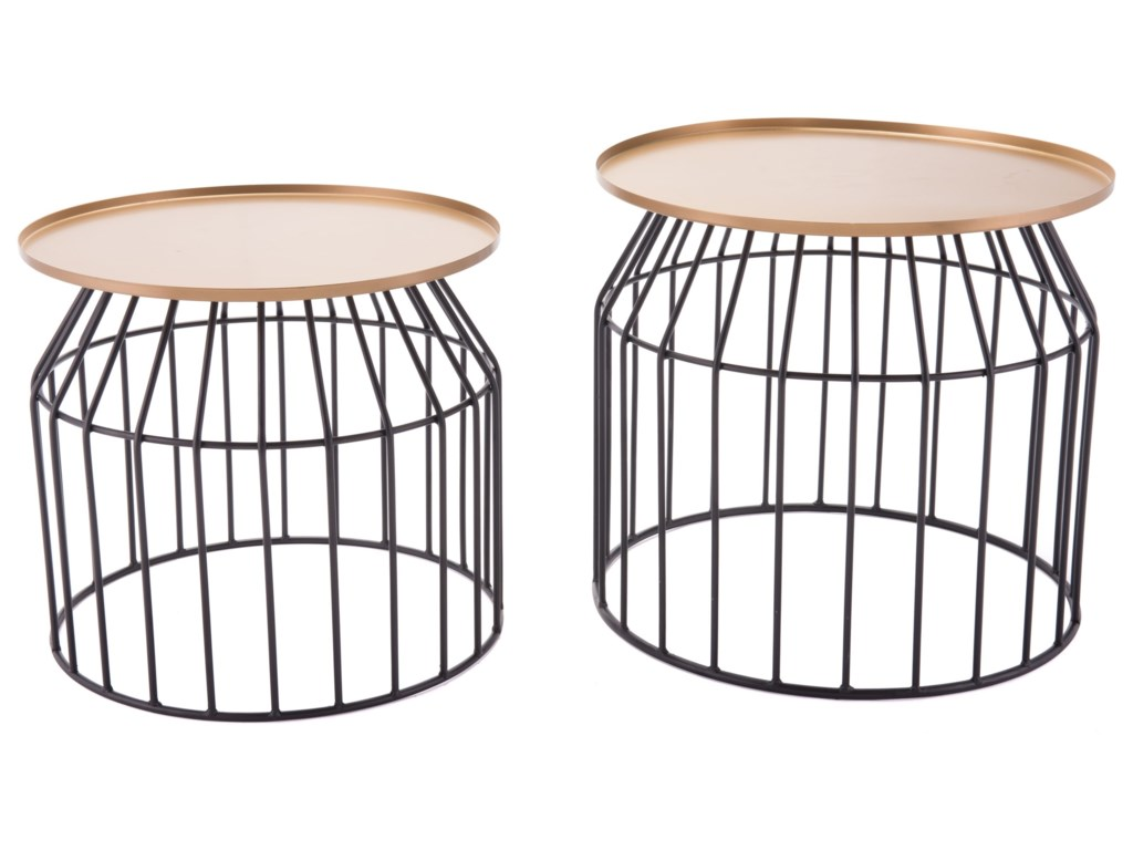 Zuo Accent TablesTray End Table Small