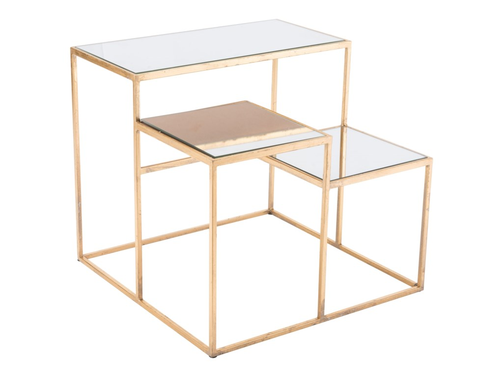 Zuo Accent TablesLabels End Table