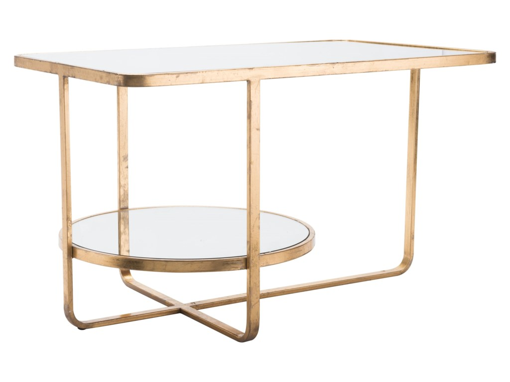 Zuo Accent TablesGeo Coffee Table