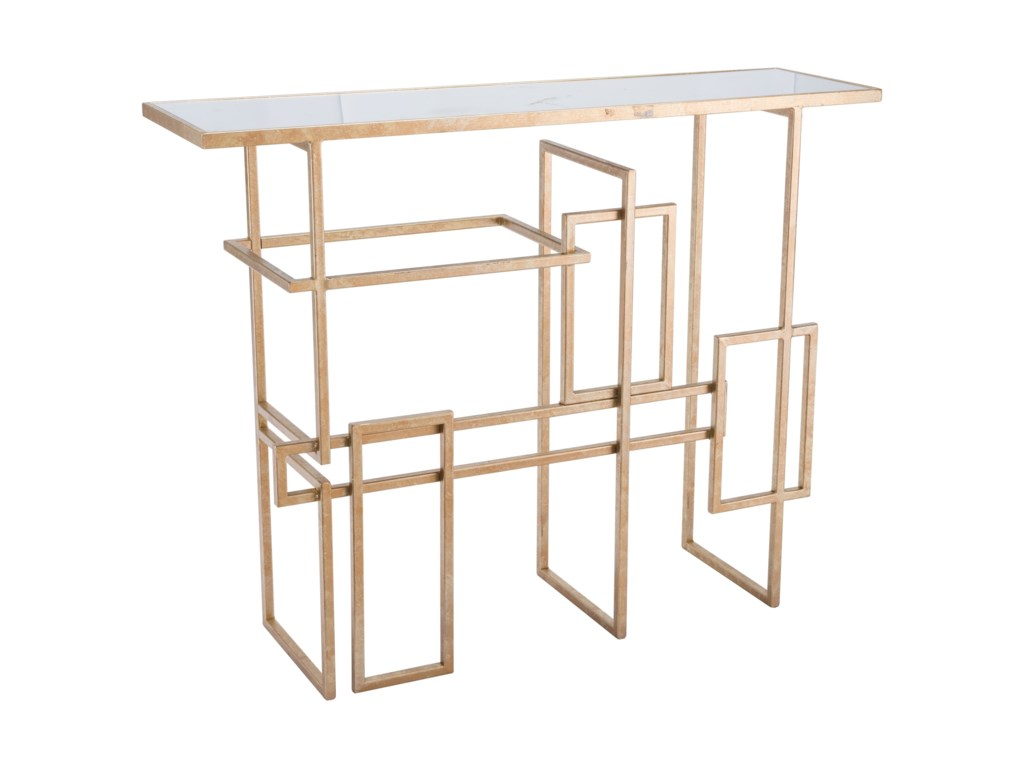 Zuo Accent TablesMultiples Console Table