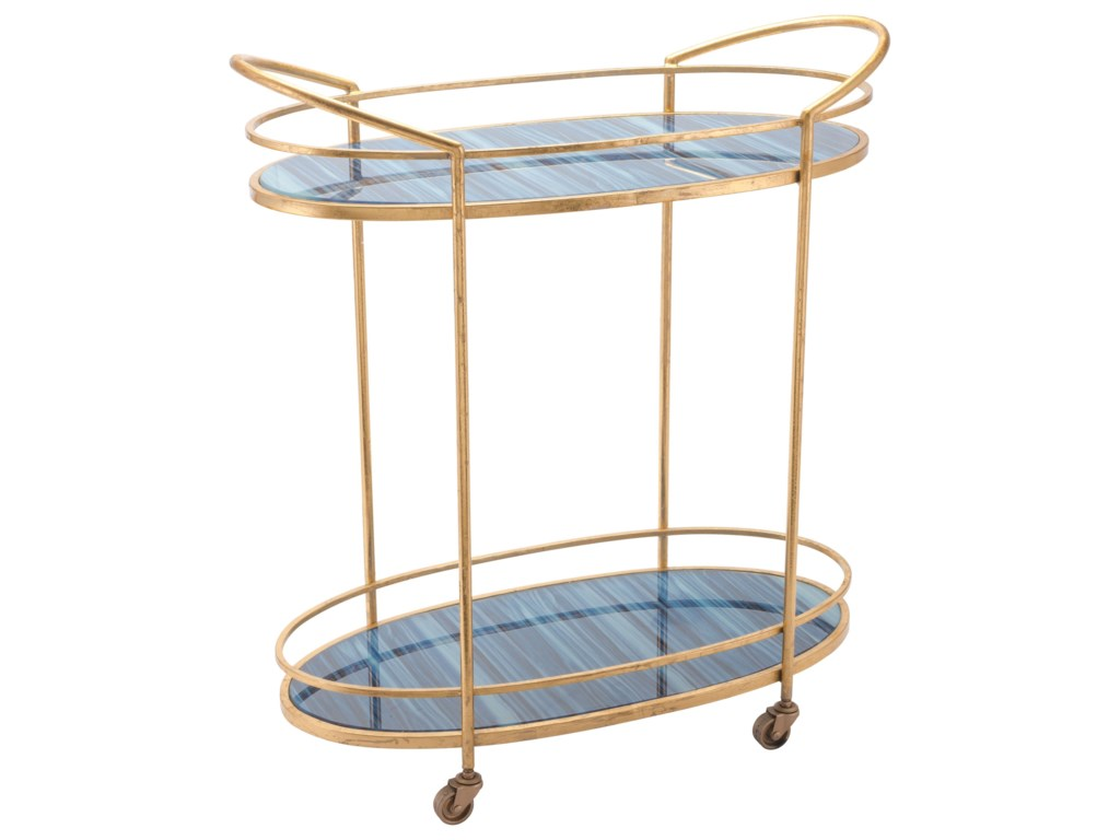Zuo Accent TablesZaphire Bar Cart