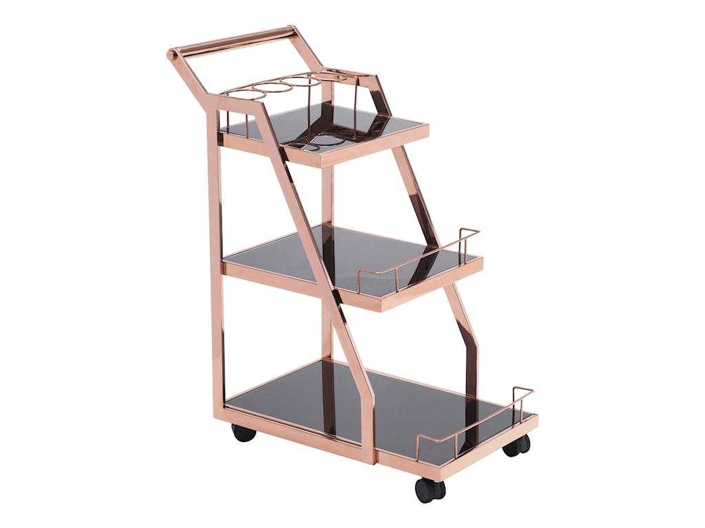 Zuo AcropolisServing Cart