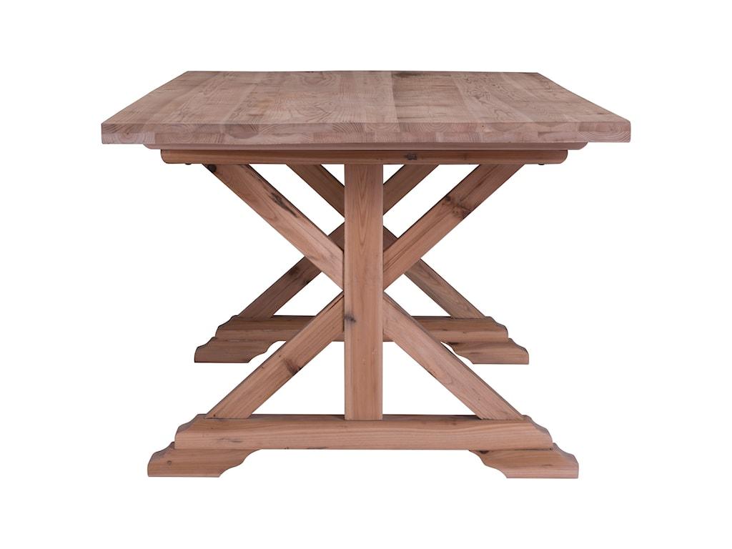 Zuo AllianceDining Table