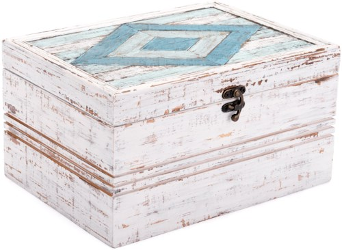 Zuo Boxes, Bowls and Trays Rombo Antique Box