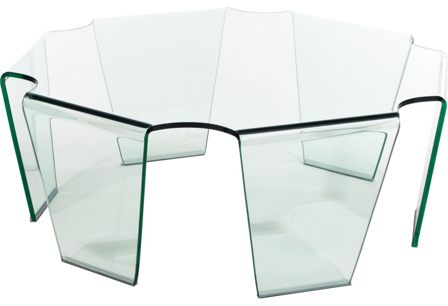 Pleasing Zuo Circuit 404083 Glass Coffee Table Nassau Furniture And Customarchery Wood Chair Design Ideas Customarcherynet