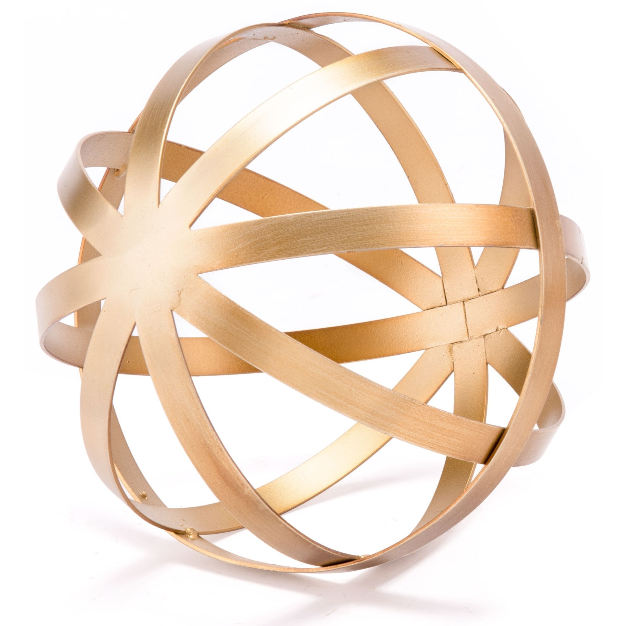 Small Zuo Square Orb Gold