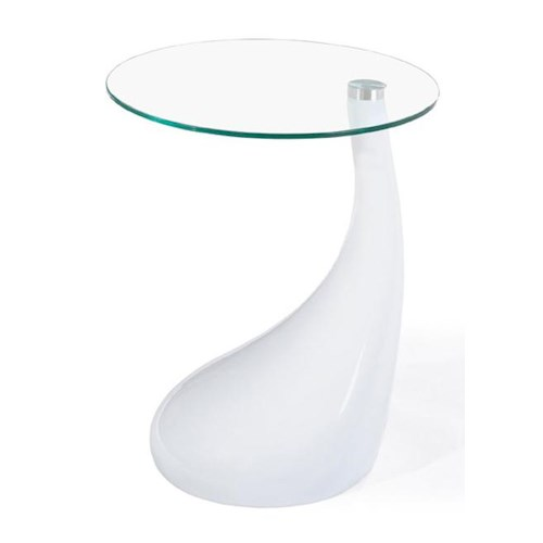 Zuo Jupiter Contemporary Side Table