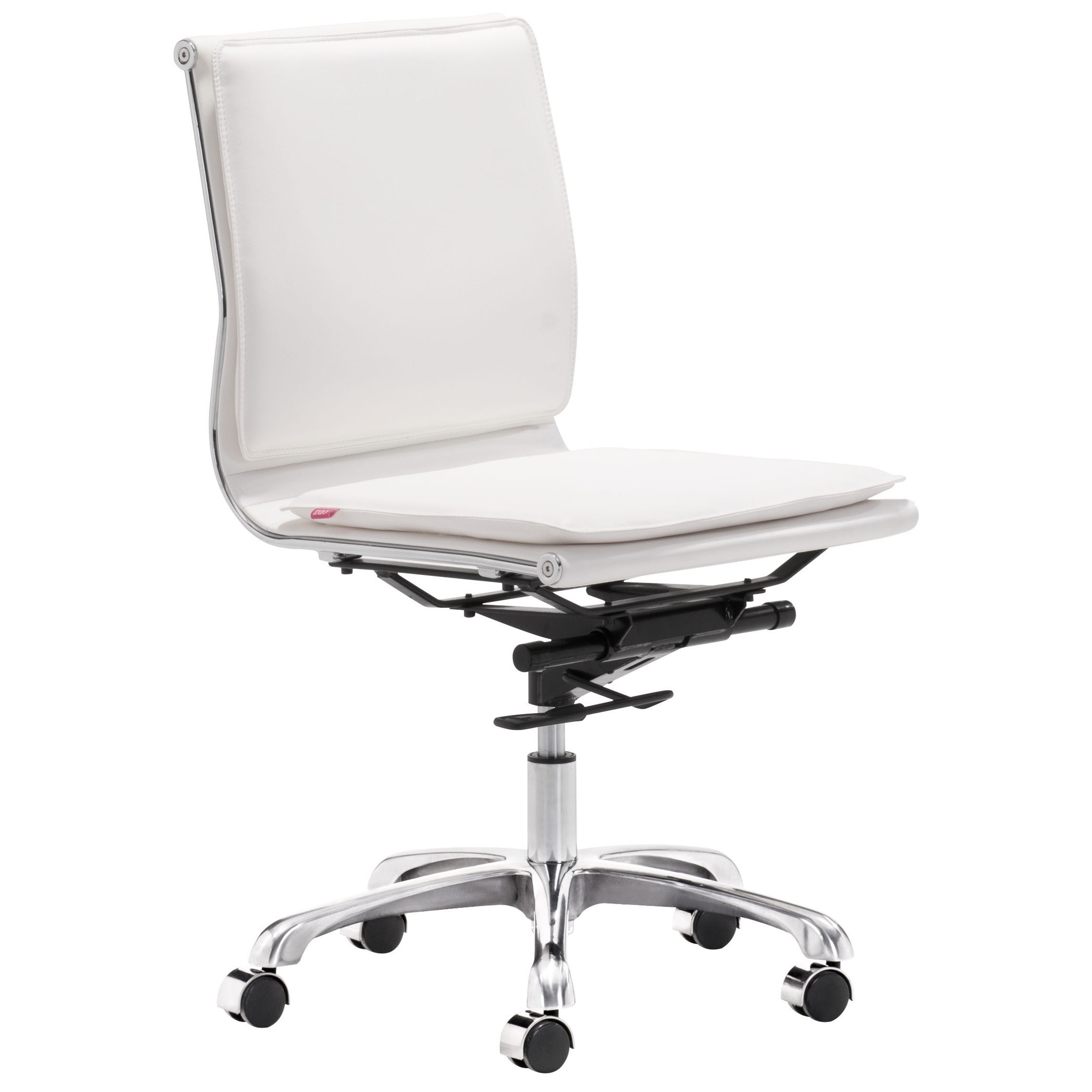 Zuo Lider PlusArmless Office Chair ...