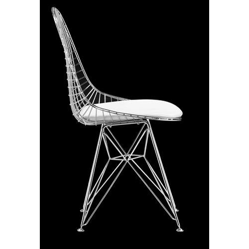 Zuo Modern Dining Accents Wire Mesh Side Chair