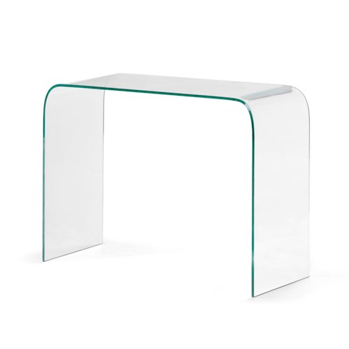 Zuo Occasional Collection Mecca Glass Console Table