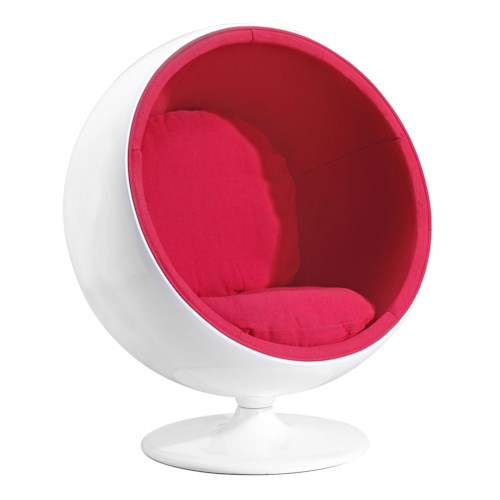 Zuo Occasional Collection Mib Circle Swivel Chair