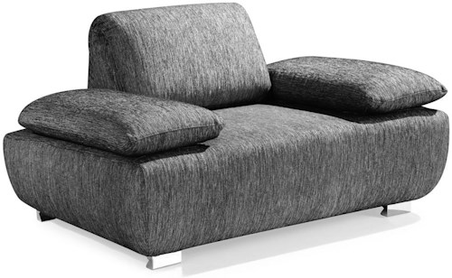 Zuo Occasional Collection Bender Contemporary Arm Chair