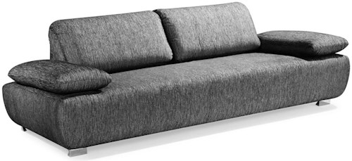 Zuo Occasional Collection Bender Contemporary Adjustable Sofa