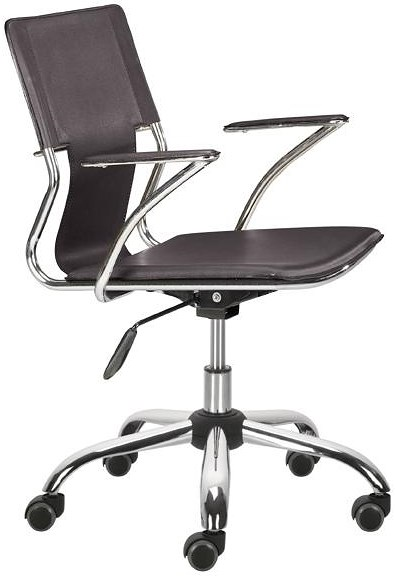 Zuo Office Collection Trafico Sling Seat Office Chair