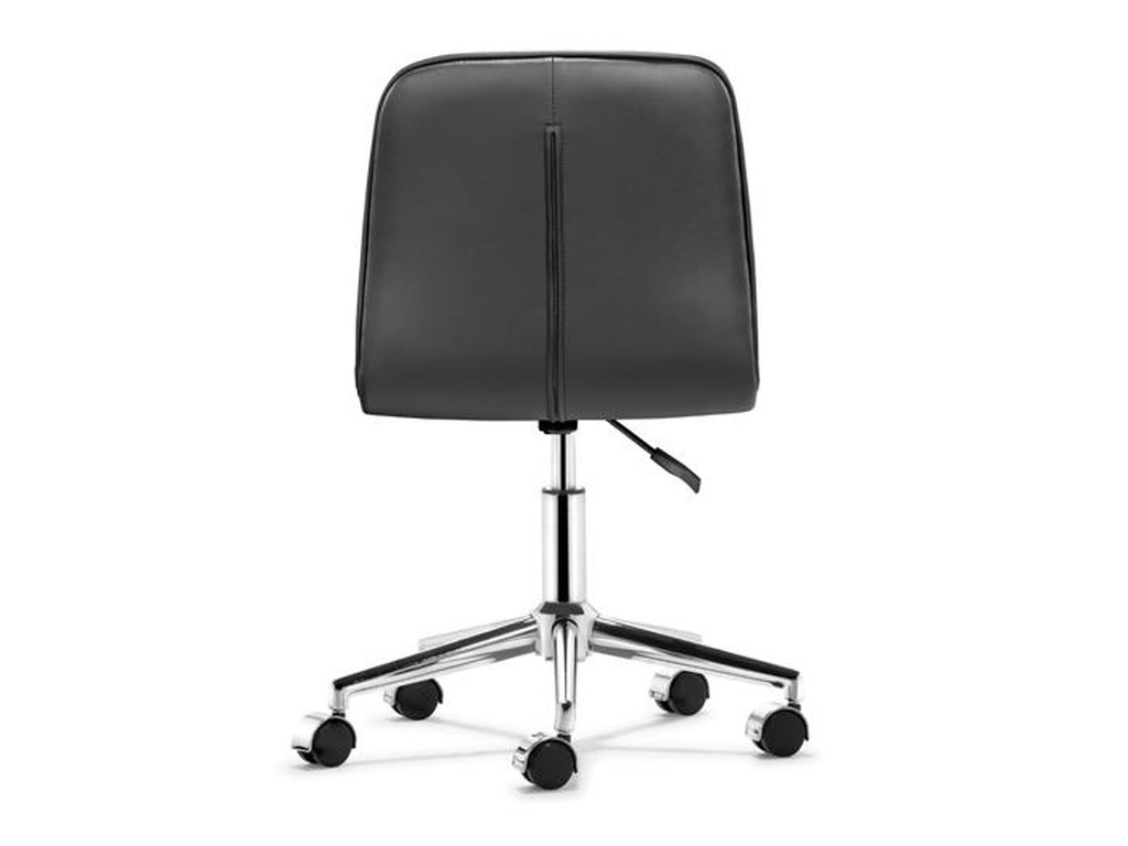 Zuo Office CollectionAdmire Paneled Leatherette Office Chair