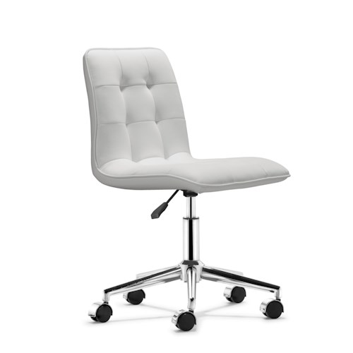 Zuo Office Collection Scout Tufted Office Chair