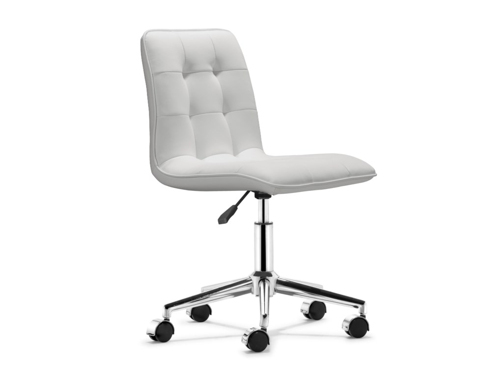 Zuo Office CollectionScout Tufted Office Chair