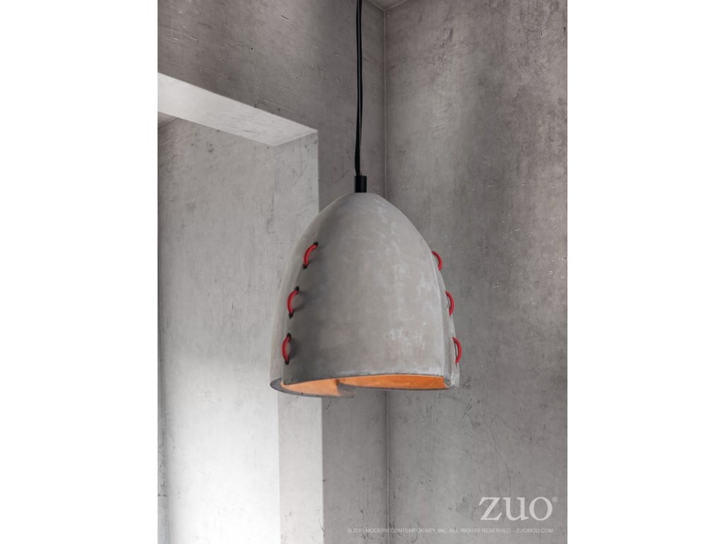 Zuo Pure LightingConfidence Ceiling Lamp