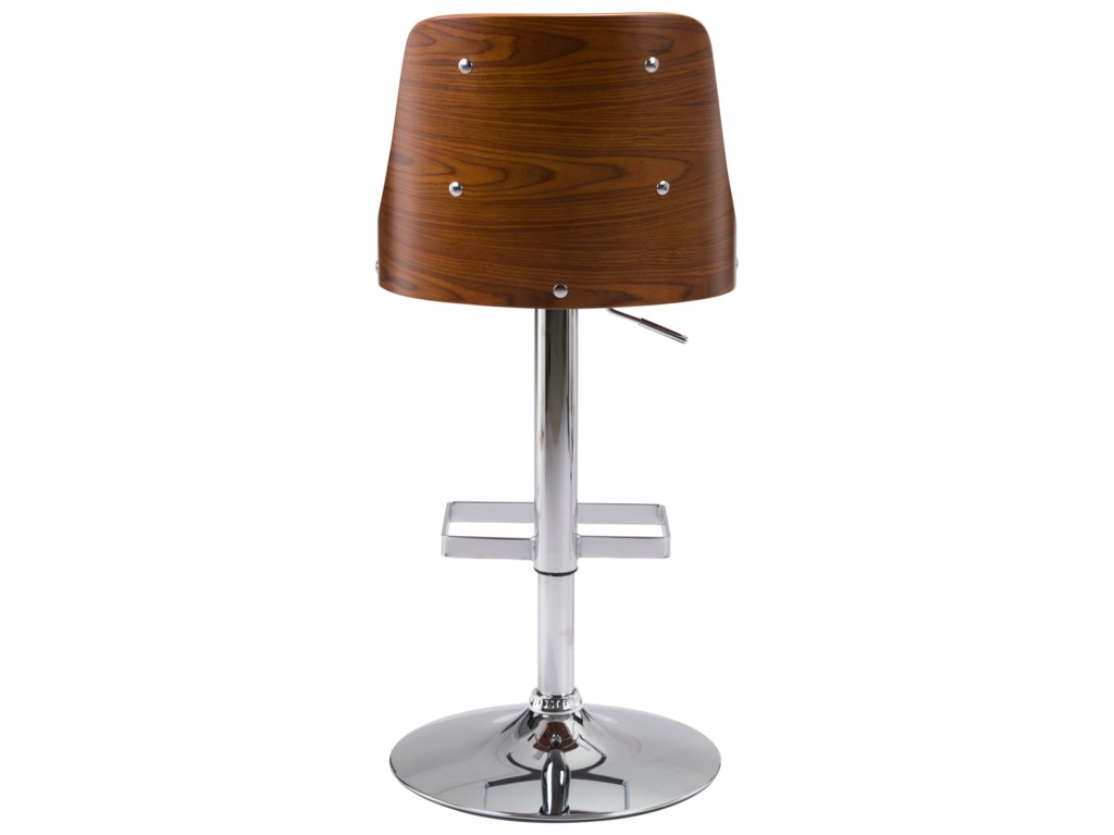 Zuo ScooterBar Chair