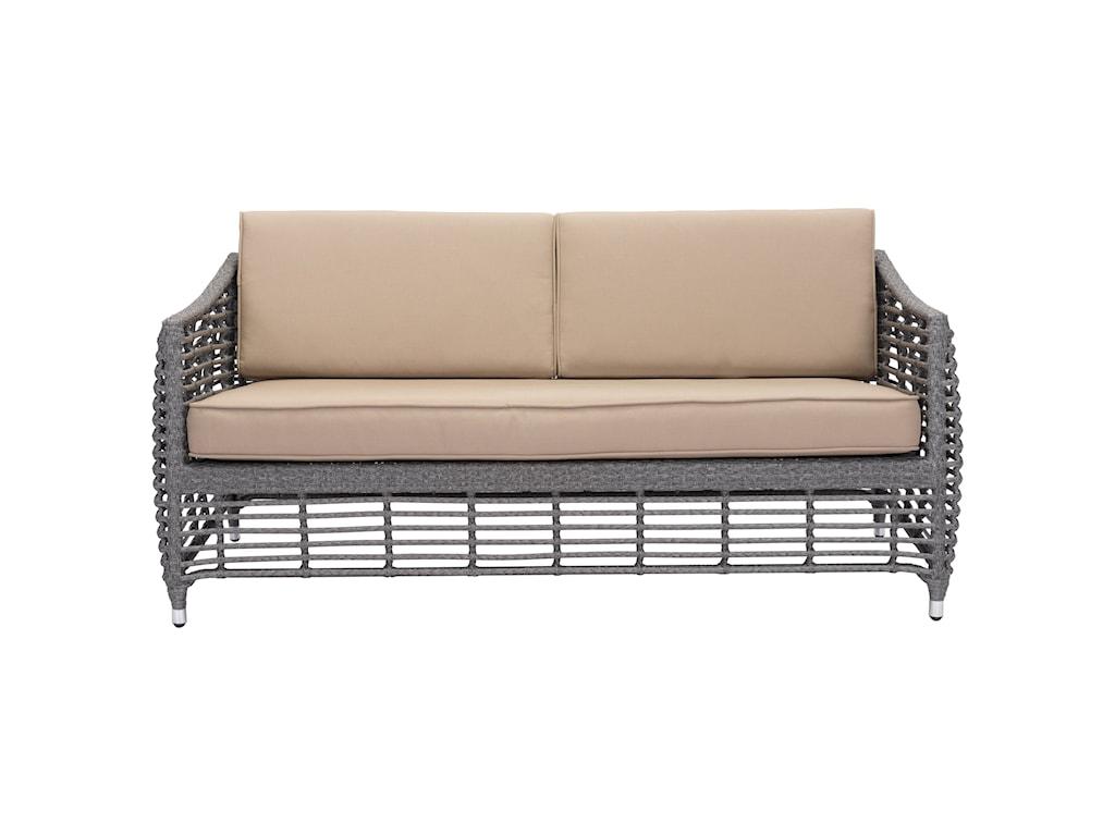 Zuo Trek Beachoutdoor Sofa