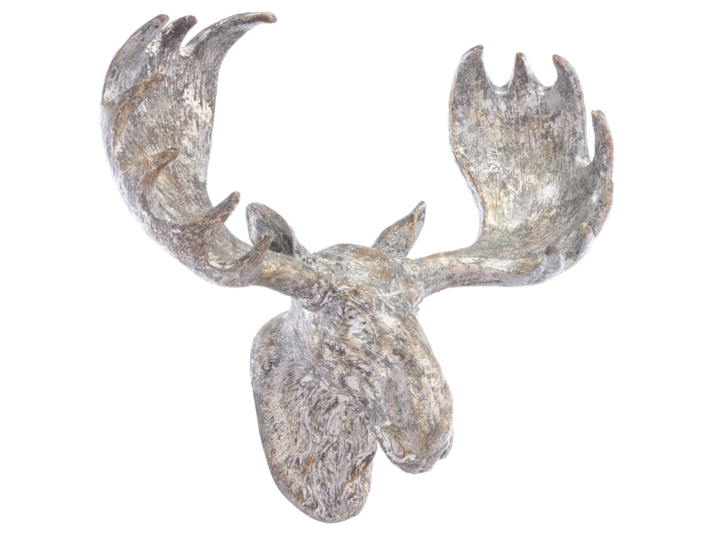 Zuo Wall ArtMoose Wall Decor