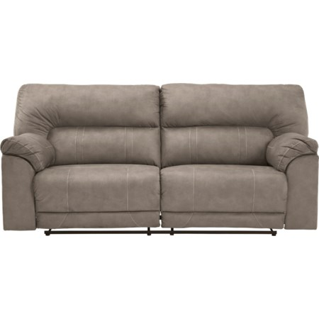 Two-Seat Reclining Sofa