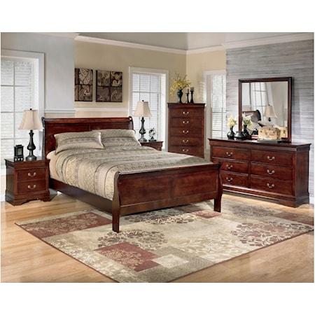 8PC Queen bedroom group