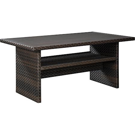 Rectangular Multi-Use Table