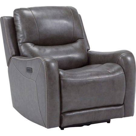 Zero Wall Recliner w/ Power Headrest