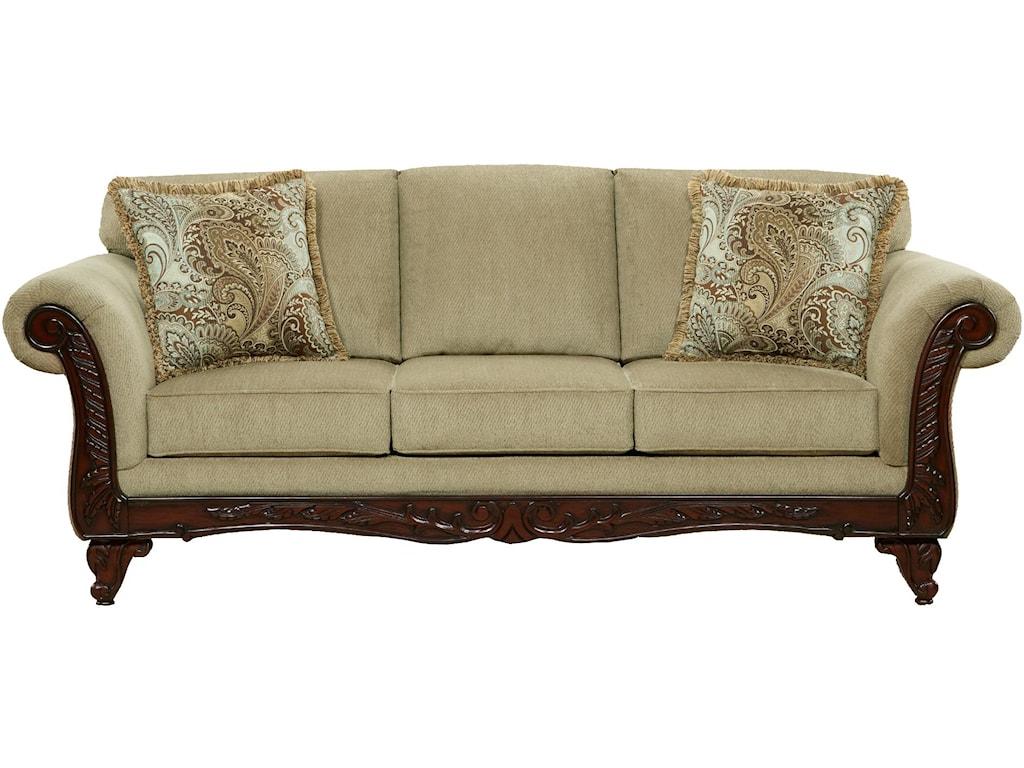 Traditional sofa beds sleeper traditional sofa beds you ll for Traditional sofas