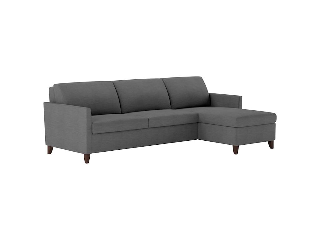 Harris sofa sofa harris 3 osobowa rozkladana salon for Elena leather 2 piece sectional sofa