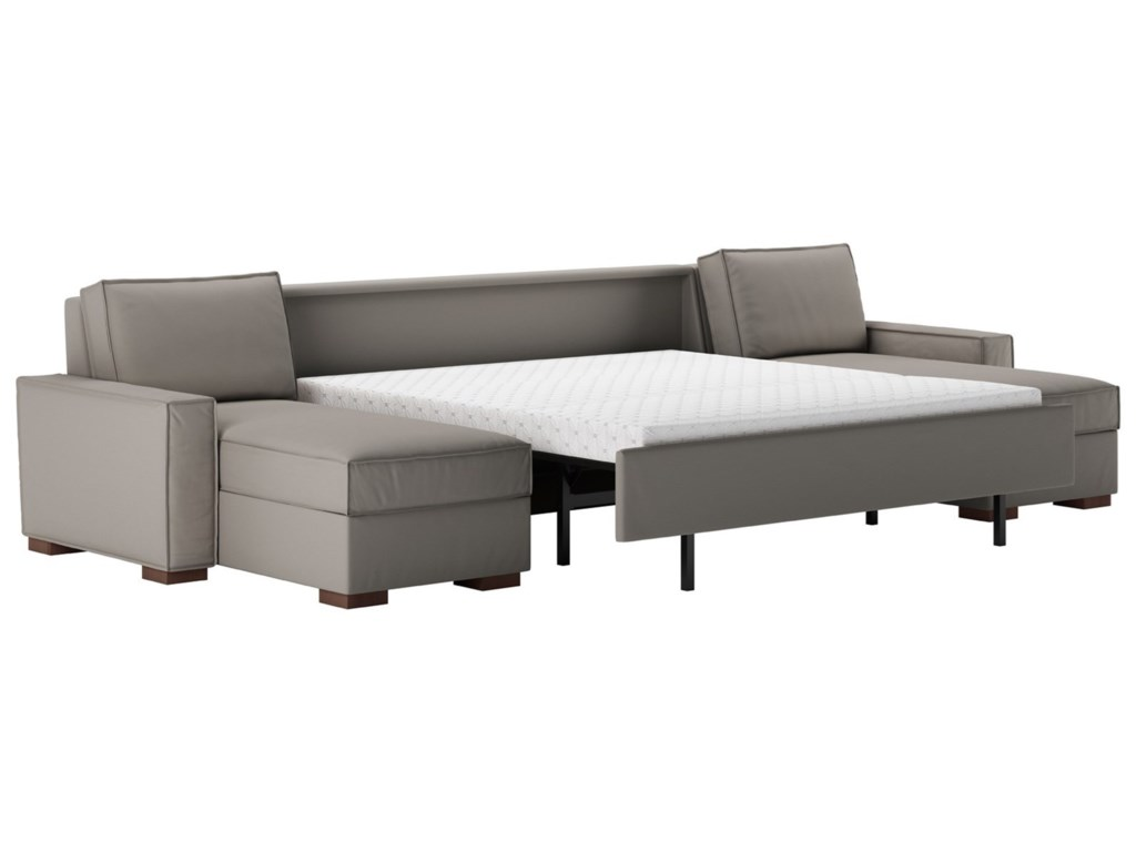 Sofa With Two Chaise Limited Two Sided Couch Double Sofa 2