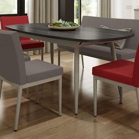 Customizable Richview Extendable Table