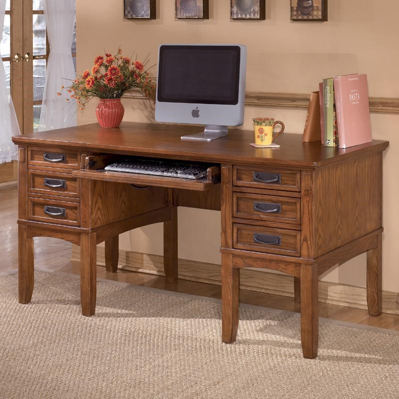 Ashley Furniture Cross Island Mission Home Office Storage