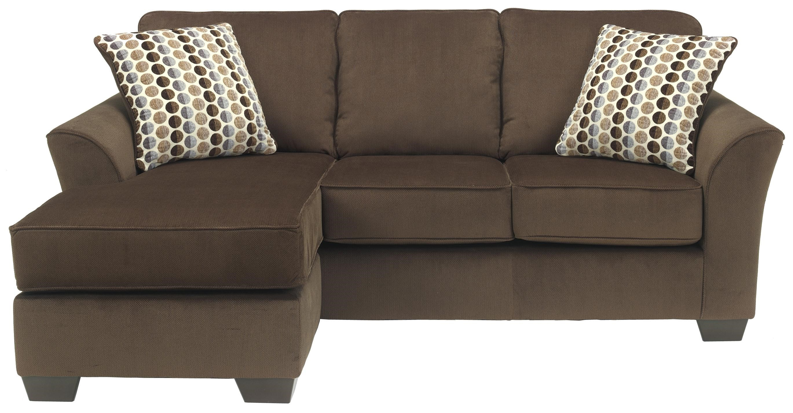 Cafe Chaise Ashley Furniture Contemporary Sofa With Geordie 5Aj3SLc4Rq