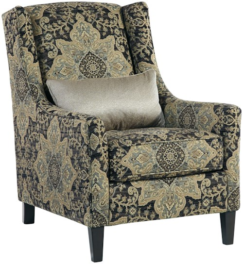 Ashley furniture hartigan 6250121 accent chair northeast for Furniture 0 percent financing