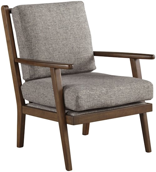Ashley furniture zardoni 1140260 accent chair northeast for Furniture 0 percent financing