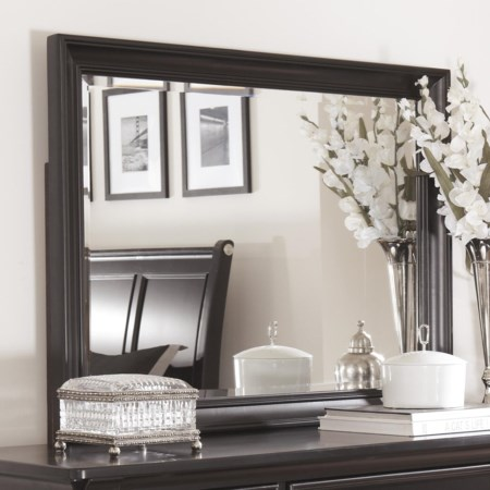 Beveled Bedroom Mirror
