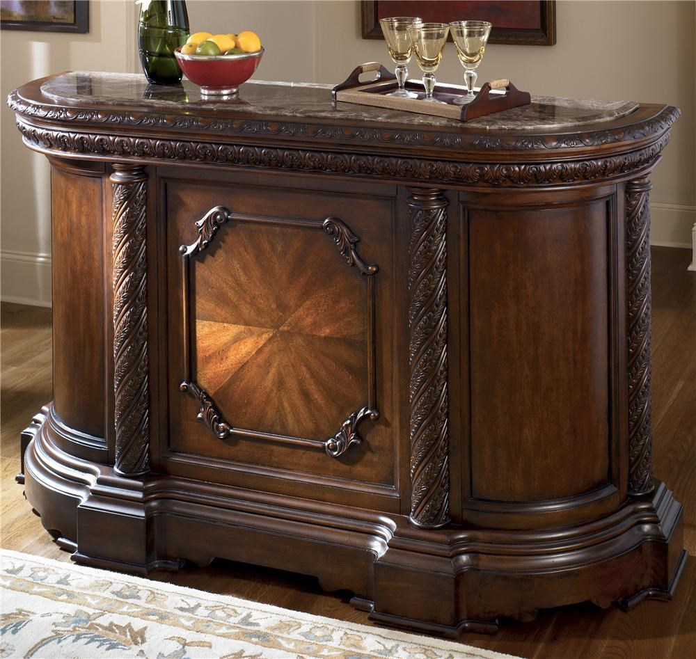 north shore furniture set craigslist for sale chicago stores millennium traditional bar marble top