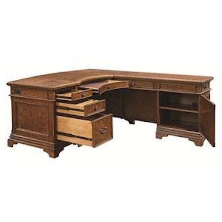 Astounding Corner L Shape Desks In Bellingham Ferndale Lynden And Download Free Architecture Designs Scobabritishbridgeorg