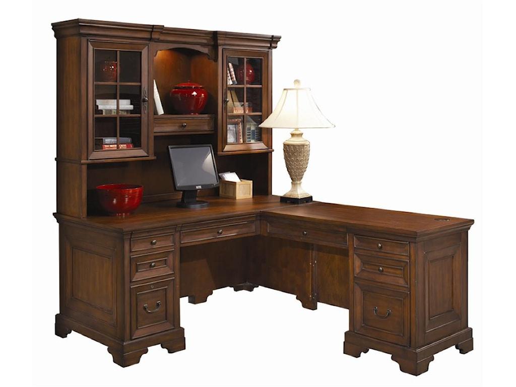 Aspen Home Office Desk Computer Desks Best Home Design 2018