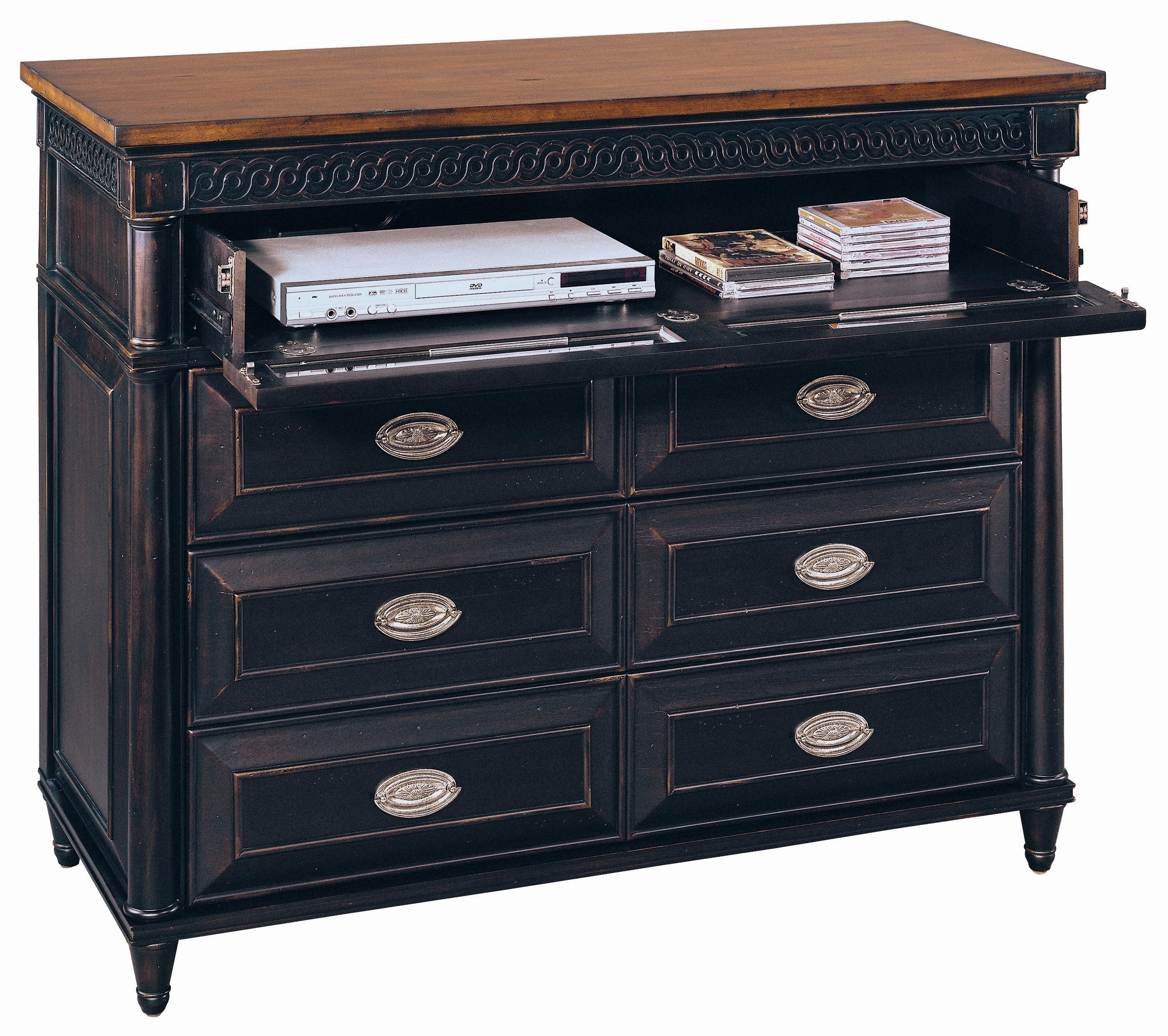 Aspenhome Young Classics Two Tone Entertainment Chest with