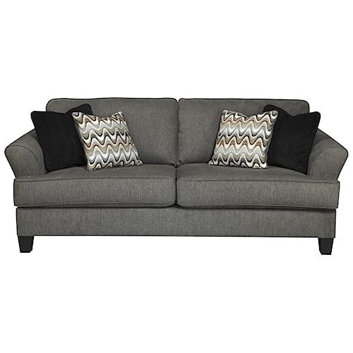 Benchcraft Gayler Contemporary Sofa Michael 39 S Furniture