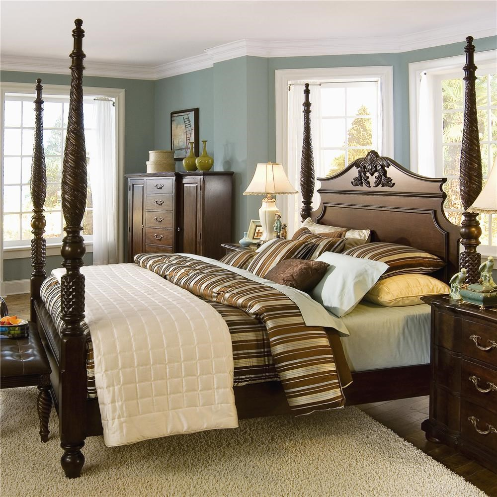 Bernhardt Bed Traditional Bed From Bernhardt Bernhardt Bedroom Furniture Jet Set Leather