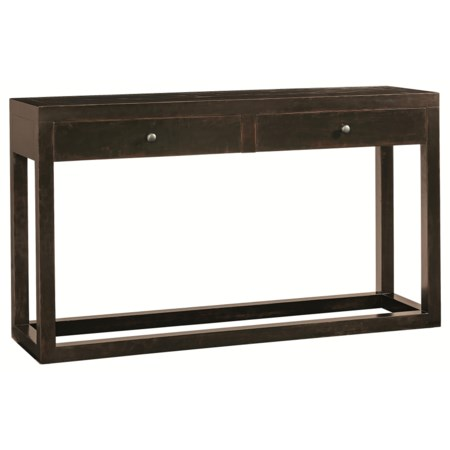 Modern Furniture Console Sofa Table with Minimalist Style