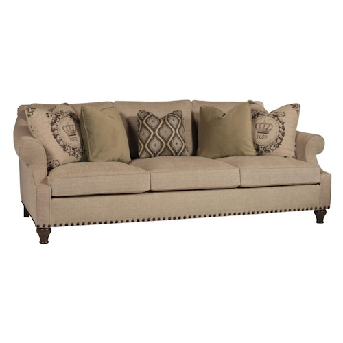 Bernhardt Harrison Three Seat Sofa Story Lee Furniture Sofa Leoma Lawrenceburg Memphis